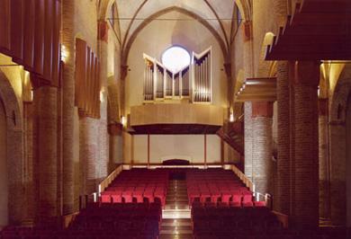 Auditorium del Carmine