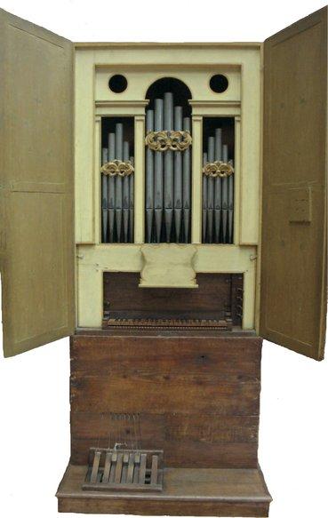 L'organo di Merulo