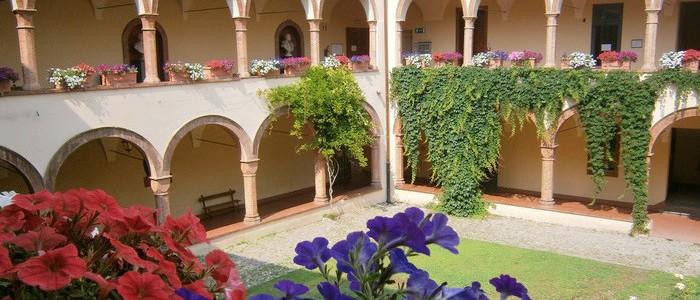 Concerto di fine Anno Accademico Chiostro del Conservatorio 19-06-2014 ore 20.30