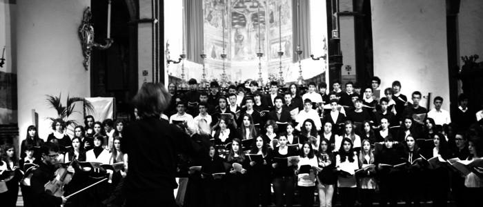 """Concerto Coro del Conservatorio """"G. Nicolini"""" di Piacenza – 12 novembre 2014 ore 20.30"""