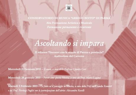 asco I Concerti del Boito   La voce e il pianoforte: solismo e coralità   26 05 2015