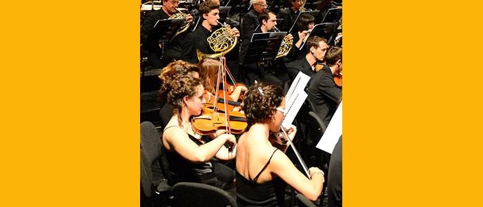 """Concerto dell'Orchestra degli allievi del Conservatorio """"Arrigo Boito"""" – direttore Alberto Martelli – 6-06-2015"""