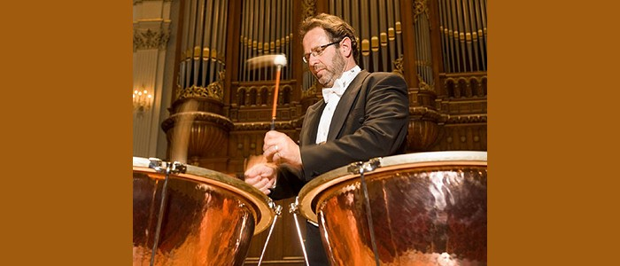 Timpani in orchestra. Masterclass a cura di Nick Woud – 24/25-05-2017