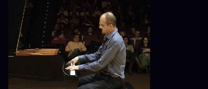 Uno sguardo sull'interpretazione pianistica. Masterclass con il M. Severino Ortiz Rey – 18/19-03-2016