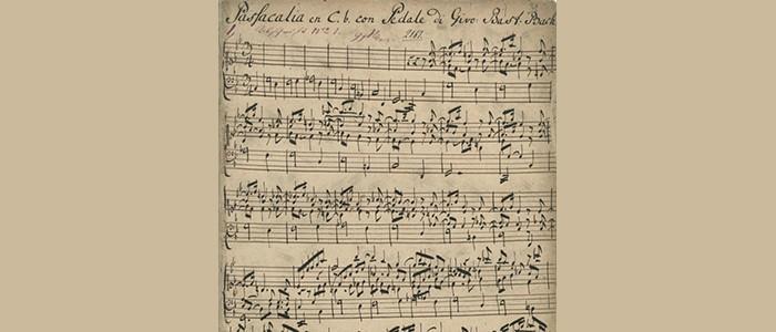 LabRetMus. Il testo tradito # 2: la Passacaglia di Bach – 22-03-2016