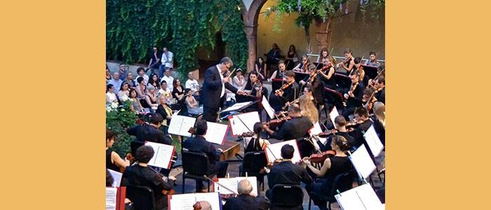 Saggio-concerto finale del Laboratorio di Formazione Orchestrale. Direttore: Alberto Martelli – 03-03-2018 ore 20:30