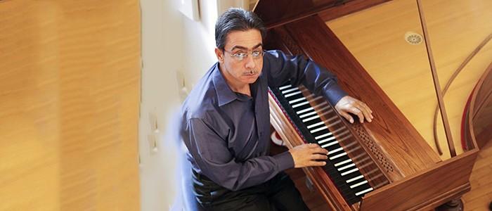 Laboratorio Tastiere e Prassi Storiche: Le Sonate di Domenico Scarlatti. Masterclass di Enrico Baiano – 5/6-04-2019