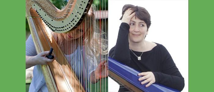 I Concerti del Boito: Harp taste of Jazz. Marcella Carboni, Emanuela Degli Esposti e Eleonora Volpato (arpe classiche ed elettroacustica) – 25-04-2017 ore 20:30