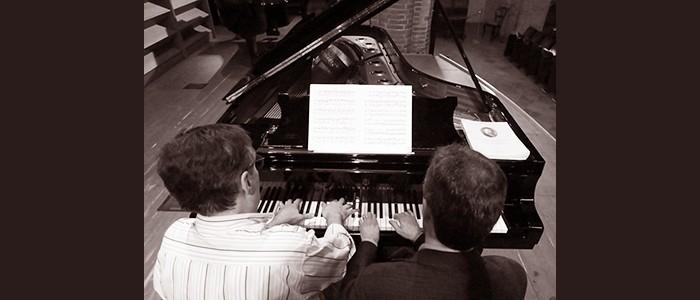 Concerto del duo pianistico Alberto Miodini-Pierpaolo Maurizzi – 13-04-2017 ore 20:30