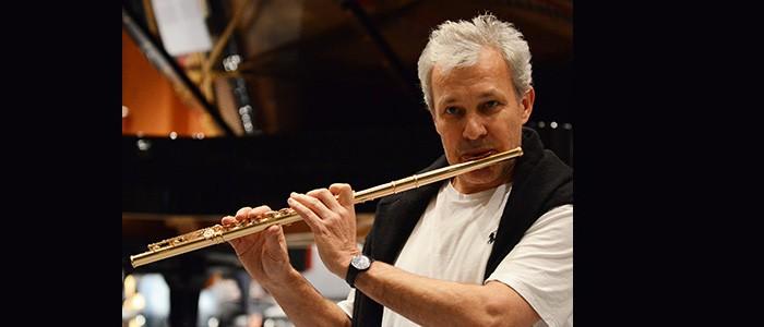 Il flauto nell'orchestra. Masterclass a cura di Alfred Rutz – 12/13-05-2017