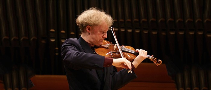 Masterclass di Violino e Musica da camera. A cura di Kolja Lessing – 22/26-05-2017