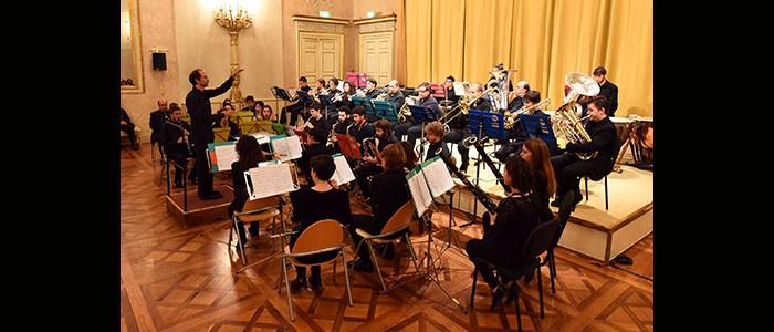 Open Day: Concerto della Symphonic Wind Band – 20-05-2017 ore 18:15