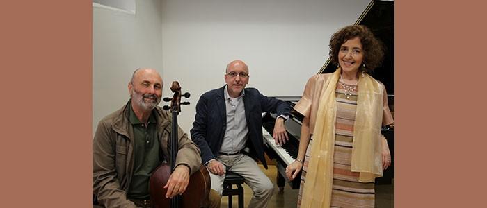 I Concerti del Boito: Il salotto musicale tra '800 e '900. Trio Adriana Cicogna, Enrico Contini, Pierluigi Puglisi – 06-06-2017 ore 20:30