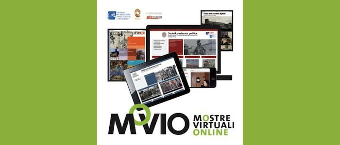 MOVIO mostre virtuali online. Seminario e corso di base a cura di Maria Teresa Natale – 18-05-2017