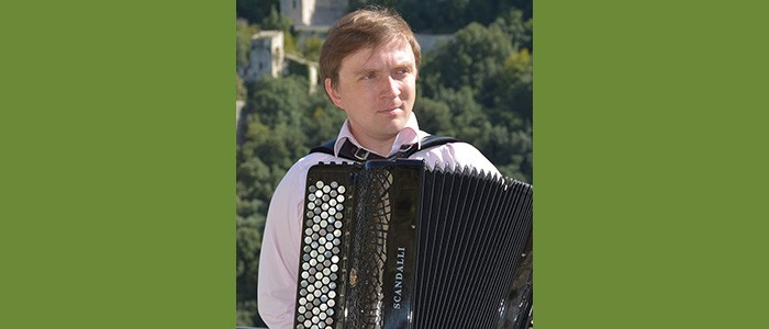 (Italiano) La nuova scuola russa: didattica e repertorio. Masterclass di fisarmonica a cura di Alexander Selivanov – SOSPESA