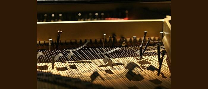 Il pianoforte preparato da Cage ad oggi. Seminario a cura di Maria Grazia Bellocchio – 22-11-2017