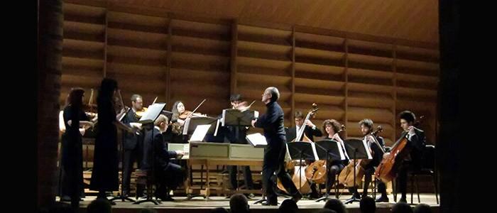 Ouverture, cantata, concerto  e sinfonia nel XVII e XVIII secolo. Laboratorio a cura di Petr Zejfart – 15/21-12-2017