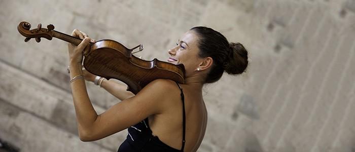 Masterclass di Violinoa cura di Mihaela Costea – dal 5 novembre 2018 al 15 aprile 2019