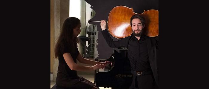 I Concerti del Boito: Intorno a Debussy. Concerto con Filippo Di Domenico (violoncello) e Angela Marra (pianoforte) – 23-01-2018 ore 20:30