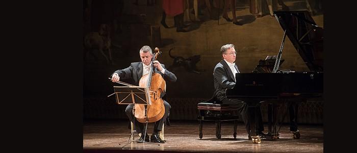 Concerto: Yves Savary (violoncello) e Pierpaolo Maurizzi (pianoforte) – 20-02-2018 ore 18:00