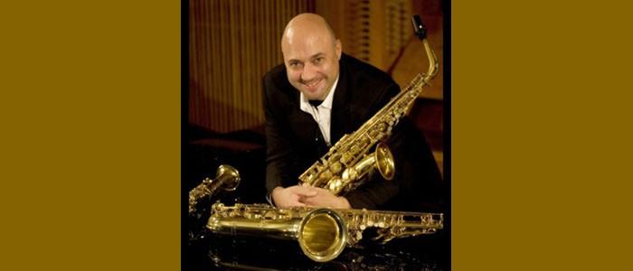 Il saxofono nel repertorio d'orchestra, cameristico e solistico. Masterclass a cura di Mario Giovannelli – 12/13-03-2018
