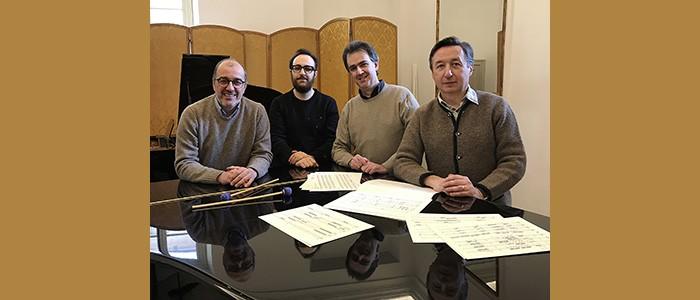 I Concerti del Boito. Berio: alcune radici. Pierpaolo Maurizzi e Alberto Miodini, duo pianistico – 17-04-2018 ore 20:30