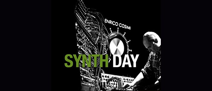 SYNTH DAY Parma. Programmazione timbrica con i sintetizzatori polifonici. Masterclass di Enrico Cosimi in collaborazione con Midiware – 14-05-2018