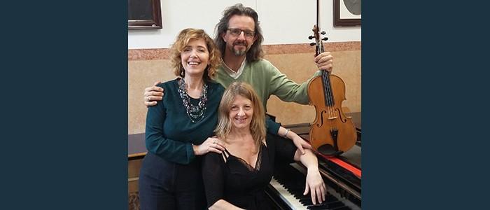 I Concerti del Boito: Connessioni. Adriana Cicogna (mezzosoprano), Leonardo Bartali (viola), Claudia Gori (pianoforte), Giovanni Loi (voce recitante) – 12-06-2018 ore 20:30