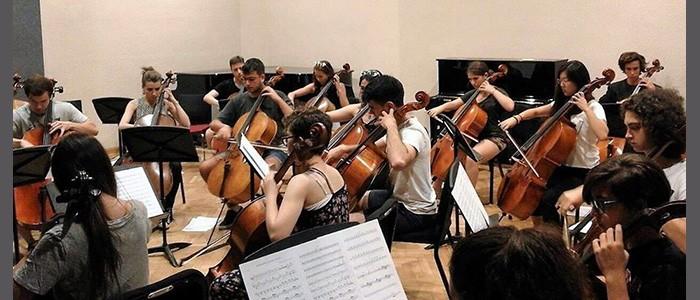 """3rd Mediterranean Cello Class Meeting: saggio finale della """"Mednet Cello Orchestra"""" – 21-07-2018 ore 17:30"""