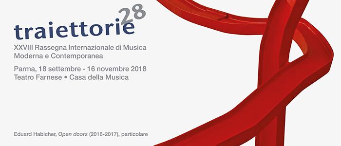 Traiettorie 2018: Concerto degli Allievi del Conservatorio di Parma – 28-09-2018 ore 20:30