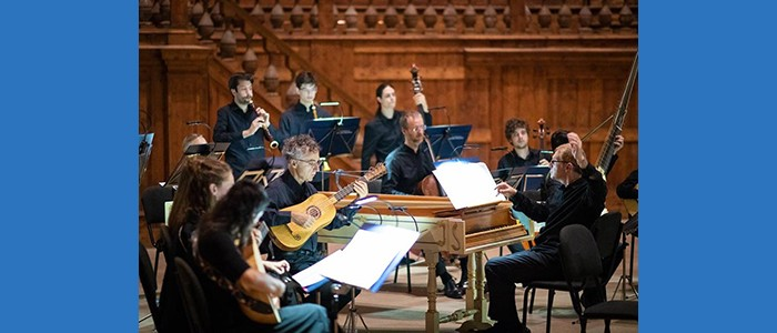 Festival Anima Mea: Amore sull'acqua. Concerto del Gruppo  del Dipartimento di Musica Antica del Conservatorio di Parma – 28/29-11-2018 ore 20:30