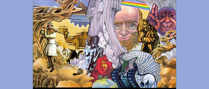 Il Suono Svelato. ROCK-PROGRESSI: Il progressive rock attraverso 15 album. Guida all'ascolto a cura di Riccardo Sasso – 20-11-2018 ore 18:00