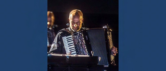 Performance and sound creation  aspects playing on classical accordion. Masterclass di Raimondas Sviackevičius – 19/21-02-2019