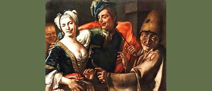 Johann Adolf Hasse (1699-1783): LA FINTA TEDESCA. Intermezzo per musica in tre atti nella Grande Salle de l'Hemu di Sion – 27-04-2019