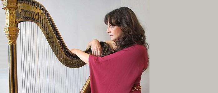 Masterclass di Arpa a cura di Susana Cermeno, docente di arpa al Conservatorio Real di Madrid – 17/18-05-2019