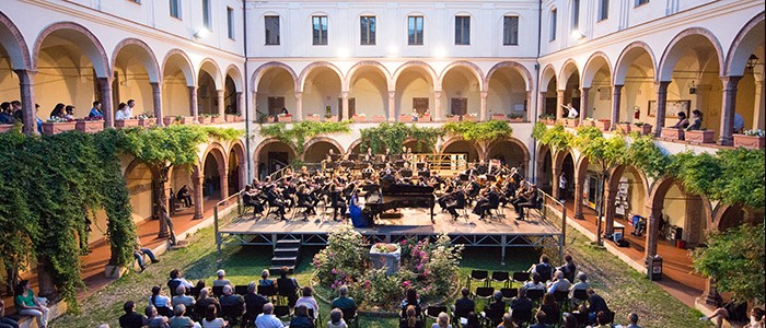 L'OERAT incontra i Giovani Talenti. Terzo Concerto – 13-06-2019 ore 21:00