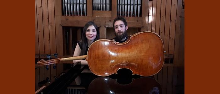 I Concerti del Boito: Con gli occhi della Donna. Filippo Di Domenico (violoncello) e Angela Marra (pianoforte) – 02-07-2019 ore 20:30