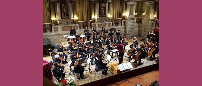 """Concerto dell'Orchestra del Conservatorio """"Lucio Campiani"""" di Mantova – 16-09-2019 ore 20:30"""