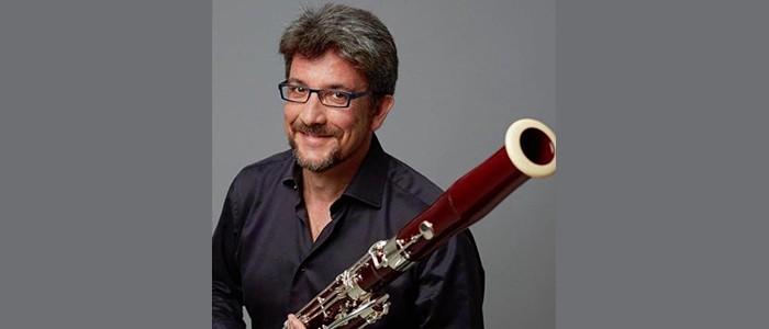 Masterclass di fagotto a cura di Giorgio Mandolesi – 25/26-11-2019