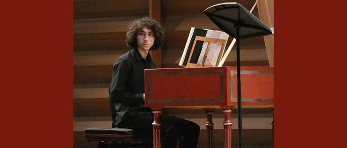 Barocco in San Rocco: Concerto di Francesco Monica, clavicembalo – 12-01-2020 ore 17:00