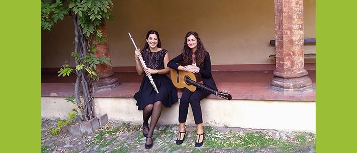 I Concerti del Boito. Il flauto e la chitarra nel Novecento: tra classicismo e avanguardie. Duo Cordas et Bentu – 12-02-2020 ore 20:30