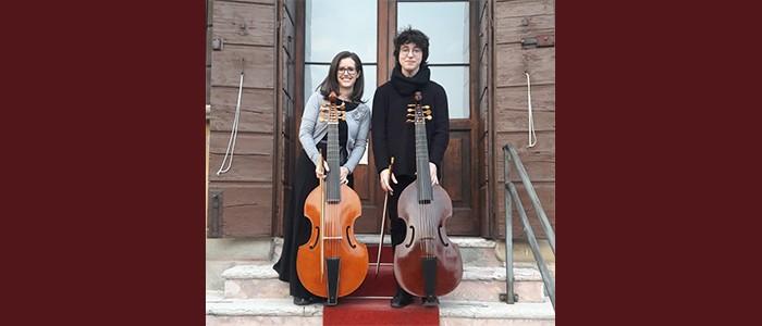 (Italiano) Barocco in San Rocco: Concerto del duo Martina Baratella e Filippo Lion, viole da gamba – 09-02-2020 ore 17:00