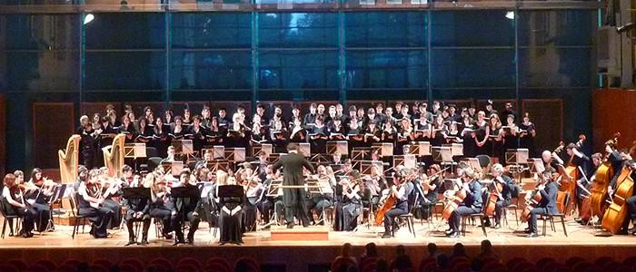 """(Italiano) Concerto  dell'Orchestra degli allievi del Conservatorio """"Arrigo Boito"""" diretta da Alberto Martelli – 01-02-2020 ore 20:30"""