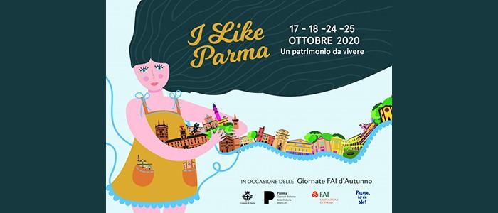 """Concerti del Conservatorio per  """"I LIKE PARMA"""" – 18 e 25-10-2020"""