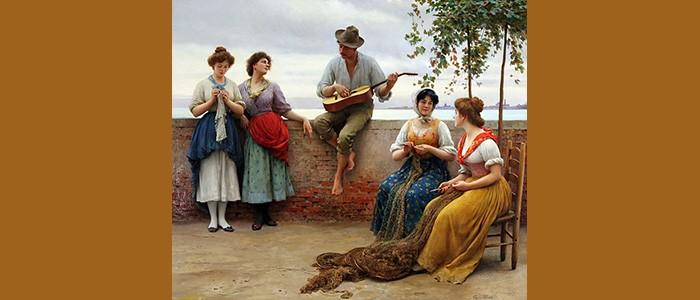 """I Concerti del Boito: Serenate. Concerto in Streaming con l'Ensemble Suono Condiviso del Conservatorio """"Arrigo Boito"""" –13-05-2021 ore 20:30"""