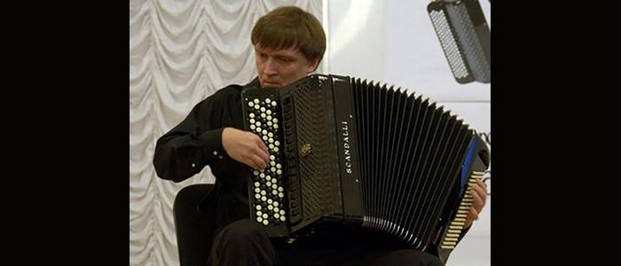 Concerto di Alexander Selivanov, fisarmonica – RIMANDATO