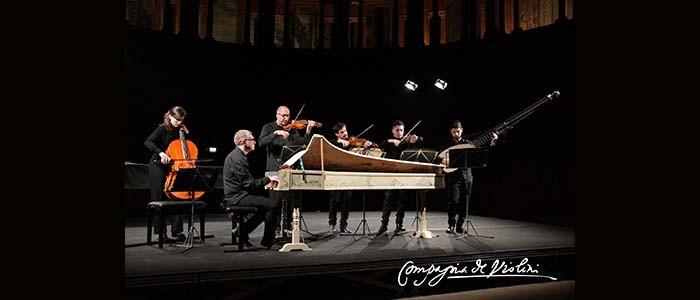 I Concerti del Boito: I Violini della Real Cappella. Compagnia de violini – 31-10-2021 ore 17:00